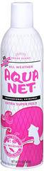 Aqua Net Professional Aerosol Hair Spray Extra Super Hold, Fresh Fragrance - 11 Ounces