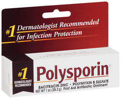 Polysporin First Aid Antibiotic Ointment  - 1oz