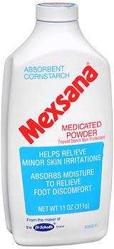 Mexsana Medicated Powder - 11 Ounces