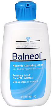 Balneol Cleansing Lotion - 3 Ounces