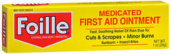 Foille First Aid Ointment - 1 Ounces