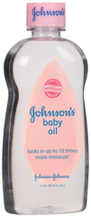 Johnson's Baby Oil  - 14oz