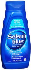 Selsun Blue Dandruff Shampoo Balanced Treatment - 11 Ounces