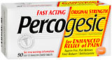 Percogesic Original Strength - 90 Coated Tablets