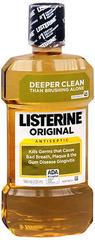 Listerine Antiseptic  - 1.05pt