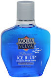 Aqua Velva After Shave Ice Blue - 3.5 Ounces