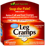 Hyland's Leg Cramp Relief Caplets, Homeopathic  - 40ea