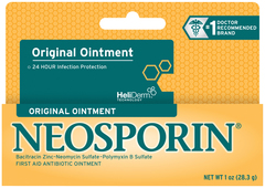 Neosporin First Aid Antibiotic Ointment, Original  - 1oz