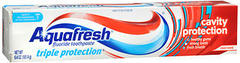 Aquafresh Toothpaste Regular - 5.6 Ounces