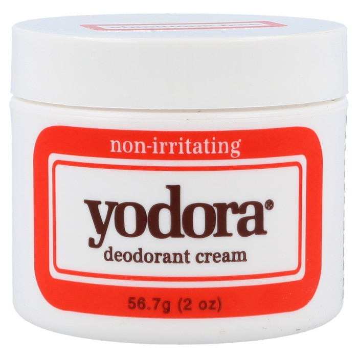 Yodora Non-Irritating Deodorant Cream  - 2oz