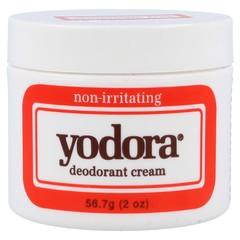 Yodora Non-Irritating Deodorant Cream  - 2oz
