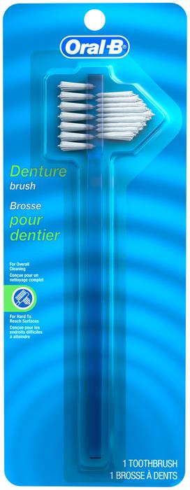 Oral-B Denture Brush  - 1ea