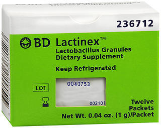 BD Lactinex Packets - 12 Packets