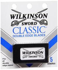 Wilkinson Sword Classic Double Edge Blades - 5 EA