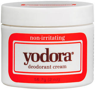 Yodora Deodorant Cream - 2 Ounces