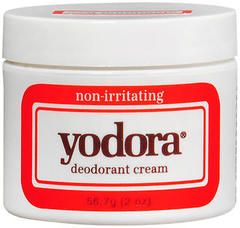 Yodora Deodorant Cream - 2 Ounces