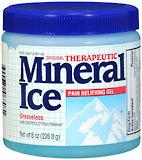 Mineral Ice Gel - 8 Ounces