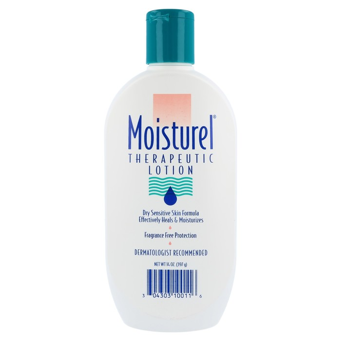 Moisturel Therapeutic Lotion - 14 oz