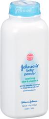 Johnson's Baby Powder  - 4oz