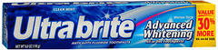 Ultra Brite Toothpaste Original Mint - 6 Ounces