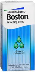 Boston Rewetting Drops - 10 ML
