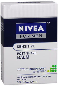 Nivea for Men After Shave Balm Sensitive - 3.3 Ounces