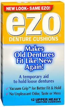 Ezo Denture Cushions Upper Heavy - 12 EA