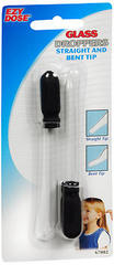 Ezy-Dose Glass Droppers 1 mL Straight/Bent Tips - 1 EA