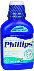 Phillips' Milk of Magnesia, Fresh Mint  - 26 Ounces