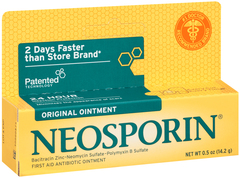 Neosporin Antibiotic Ointment, Original  - 0.5oz