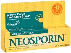 Neosporin Antibiotic Ointment, Original  - 0.5oz