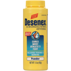 Desenex Foot Powder, Prescription Strength  - 1.5oz
