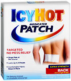 Icy Hot Patches Back Pain Relief - 5 Each