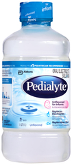 Pedialyte Liquid Unflavored 8X1 Pack - 1 LT
