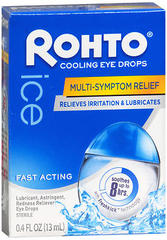 Rohto V Ice Eye Drops - 0.4 OZ