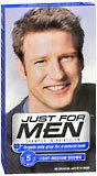 JUST FOR MEN Hair Color 30 Light-Medium Brown - 1 EA