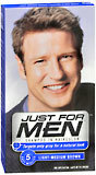 JUST FOR MEN Hair Color 30 Light-Medium Brown - 1 EA