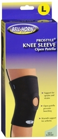 Bell-Horn ProStyle Knee Sleeve Open Patella Large  -  1 EA