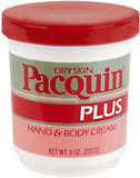 Pacquin Plus Hand and Body Cream - 8 Ounces