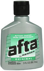 Afta After Shave Skin Conditioner Original - 3 Ounces