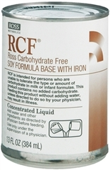 RCF Soy Formula Base With Iron - 13 Ounces x 12 Cans
