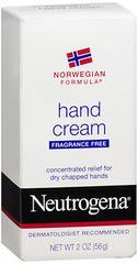 Neutrogena Hand Cream Norwegian Formula Fragrance Free - 2 Ounces