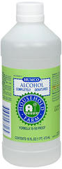 Humco Alcohol Completely Denatured - 16 OZ