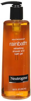 Neutrogena Rainbath Shower and Bath Gel Original - 8.5 Ounces