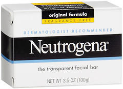 Neutrogena Facial Bar Fragrance Free - 3.5 Ounces