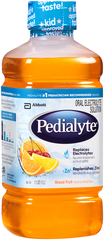 Pedialyte Liquid Fruit 8X1 Pack - 1 LT
