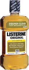 Listerine Original Antiseptic - 1000 ML