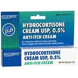 Fougera Hydrocortisone USP 0.5% Cream - 1 Ounces