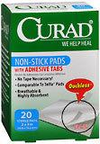 Curad Non-Stick Sterile Pads  - 20ea