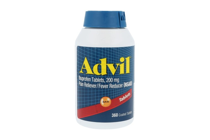 Advil Ibuprofen - 200 mg - 360 tablets